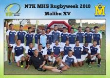 2018 Spanfoto Malibu XV