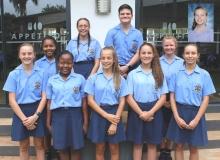 Top 10 end 2017 - Grade 8