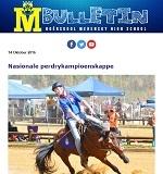 M-Bulletin: 14 Oktober 2016