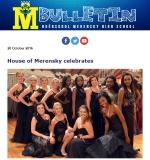 M-Bulletin: 28 October 2016
