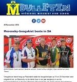 M-Bulletin: 28 November 2016