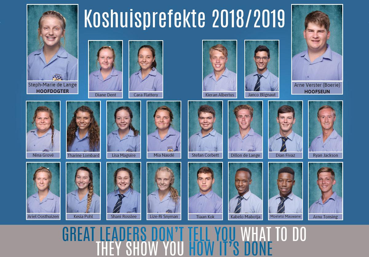 Koshuis UK 2018/2019