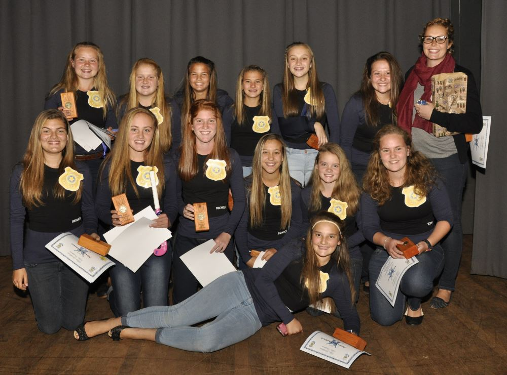 u14-girls hockey prize giving