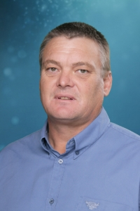 Coach Ian van Heerden