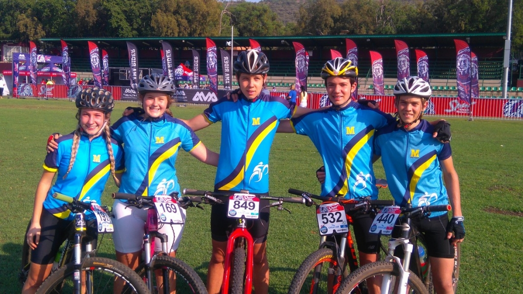 Spur Schools Mountain Bike League 2016-10-08