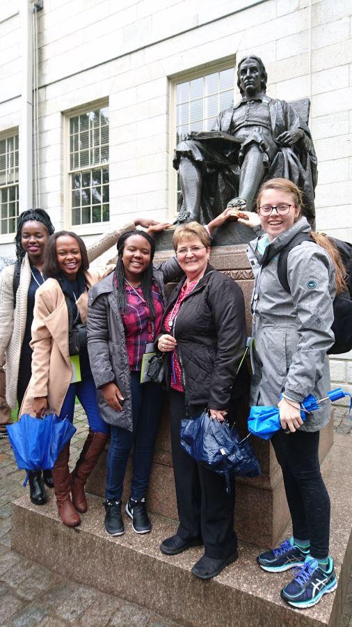 Akademiese toer na Amerika