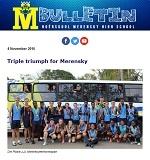 M-Bulletin: 4 November 2016
