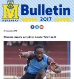 M-Bulletin: 23 Januarie 2017