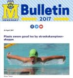 M-Bulletin: 24 April 2017