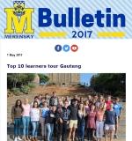 M-Bulletin: 1 Mei 2017