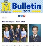 M-Bulletin: 8 Mei 2017