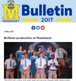 M-Bulletin: 29 Mei 2017