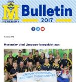 M-Bulletin: 5 Junie 2017