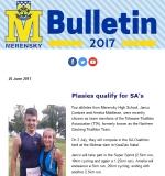 M-Bulletin: 26 June 2017