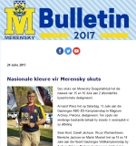 M-Bulletin: 24 Julie 2017