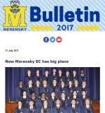 M-Bulletin: 31 Julie 2017