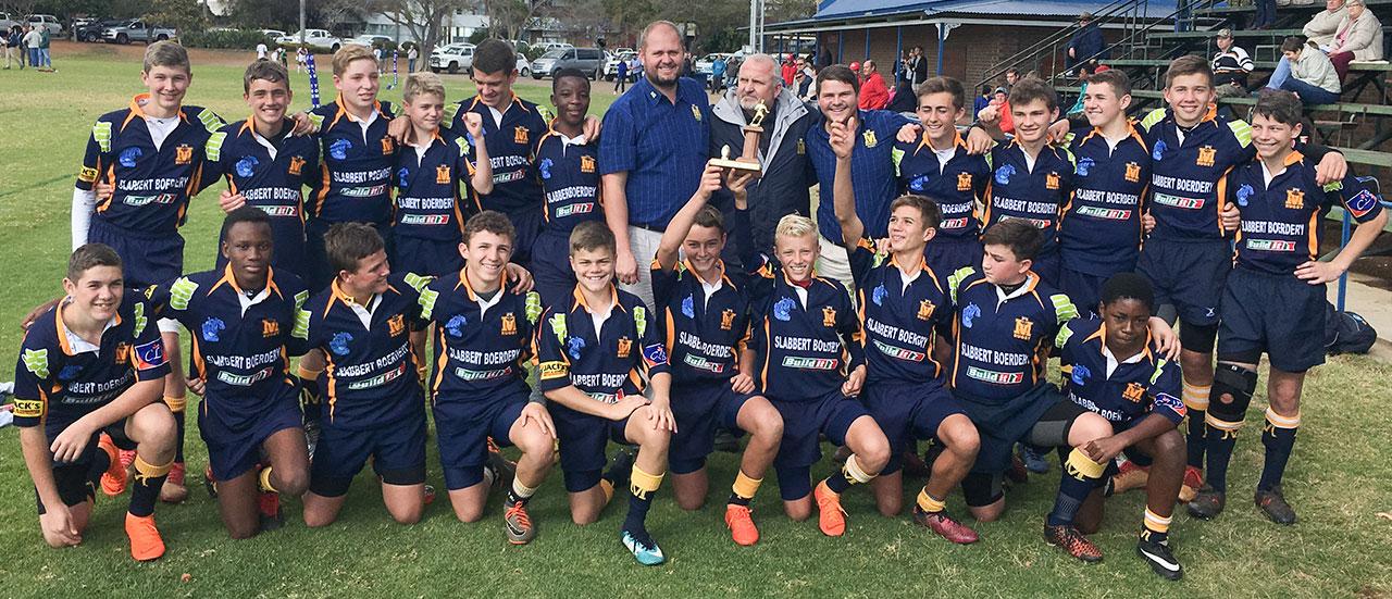 2018 Limpopo rugby finals u14