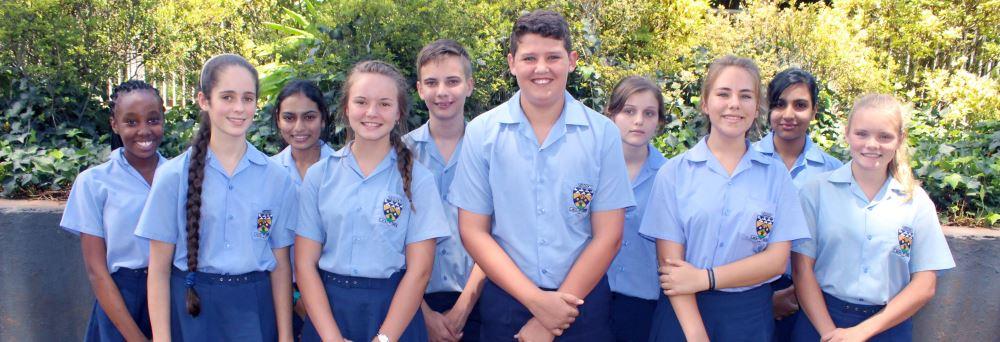 Top 10 End 2016 Grade 8