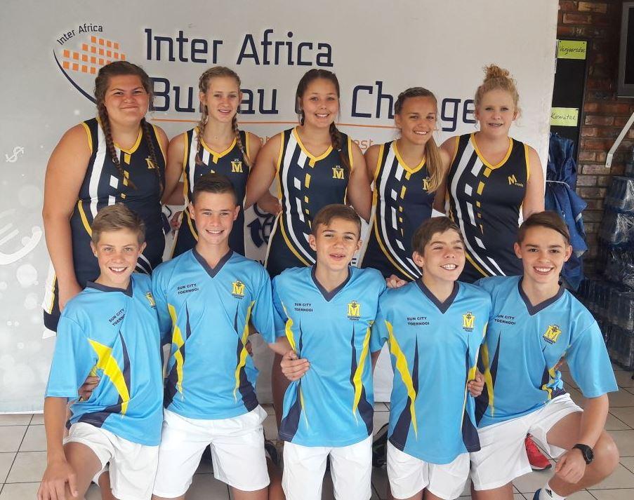 Inter Africa Tournament in Bethlehem