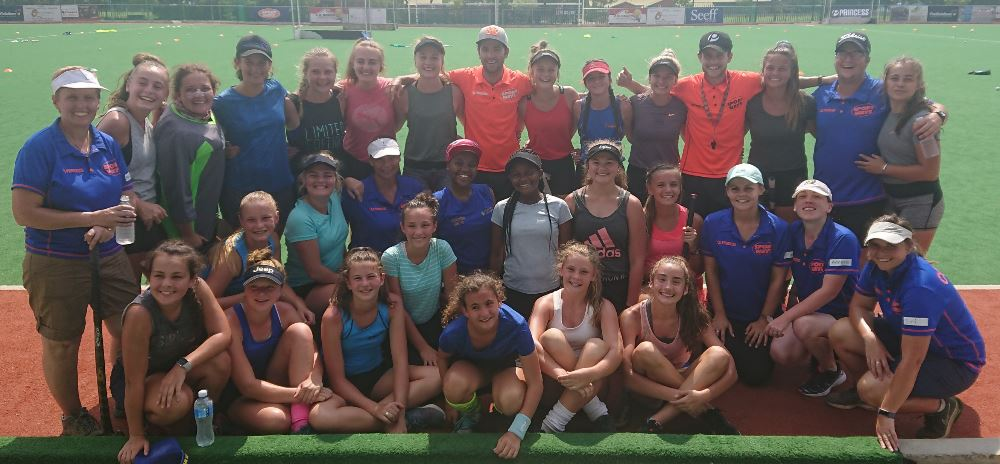 Princess Dutch Hockey Clinic