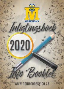 2020 Inligtingsboek