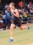 Sancha van Niekerk (dogters o.19) breek die 100m, 200m en 400m rekord.