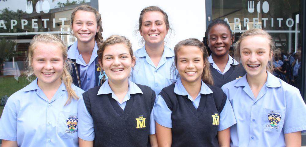 Limpopo hockey girls