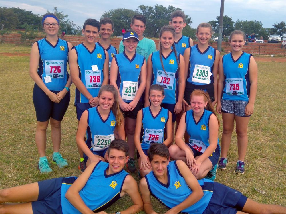 3rd LIMA cross country league challenge