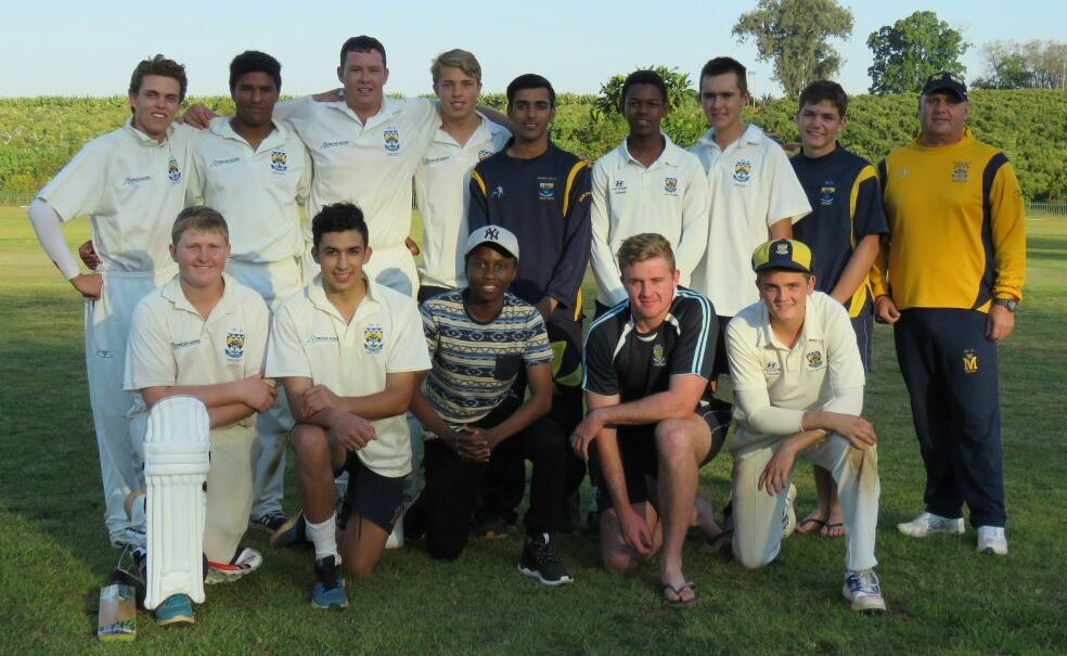 Cricket vs PHS 1st team