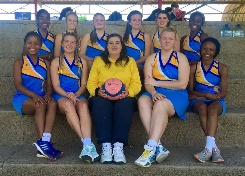 Fast 5 Netball Limpopo Champs