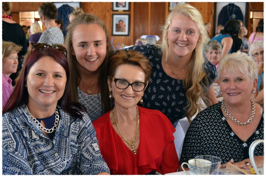 Mother and Daughter Event 2016