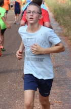 JUNIOR RUNNER-UP BOYS: Jaco van Staden