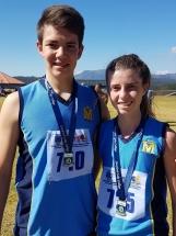 Janco Coetzee and Anri McLean.