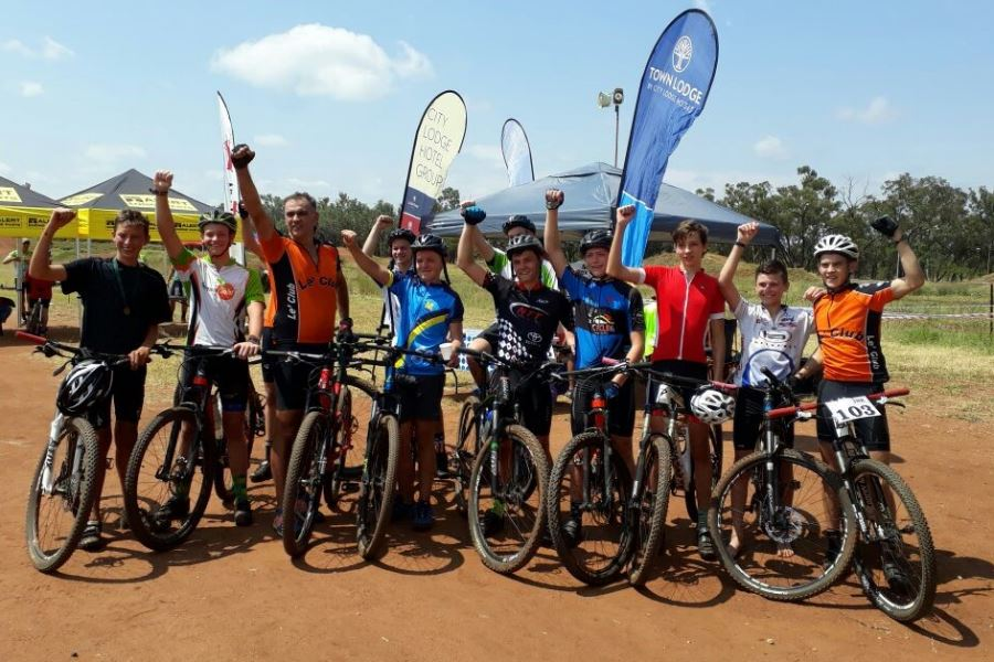 Jubilant mountain bikers aced their first Limpopo XCO qualifier.